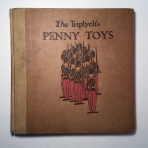 the-triptychs-penny-toys-by-wilbur-m-stone-childrens-hardcover-book