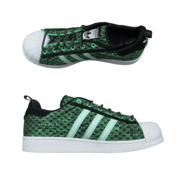 adidas-mens-superstar-glow-in-the-dark-green-basketball-shoes-size-10-f37671-new