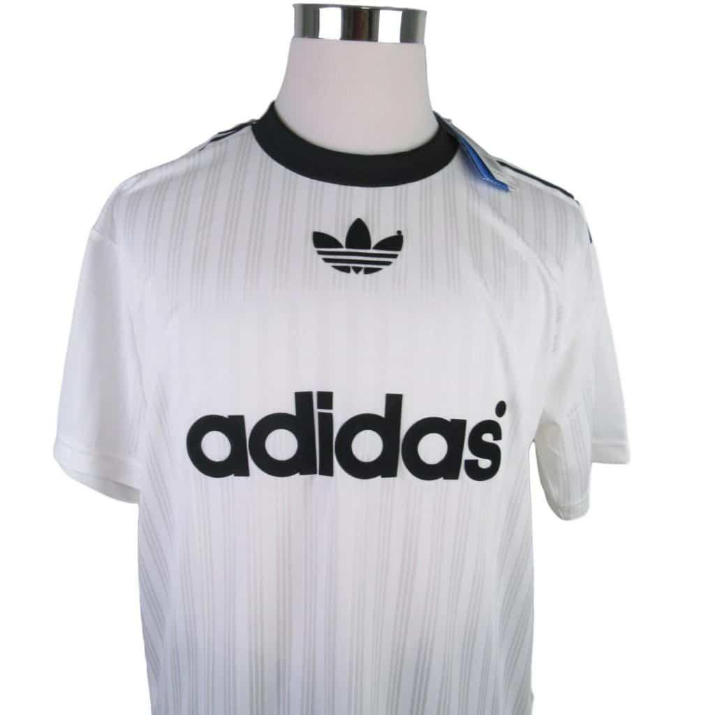0c24decc9 Adidas Originals Football Soccer Trefoil T-Shirt Size Large Mens ...