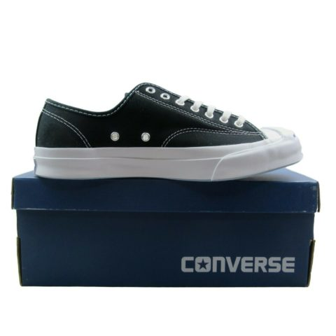 8191f18a758b Converse JP Jack Purcell Signature OX Black Shoes Mens Size 10 ...