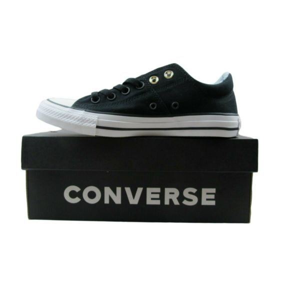 converse-womens-ctas-madison-ox-shoes-size-8-black-white-561740f-new
