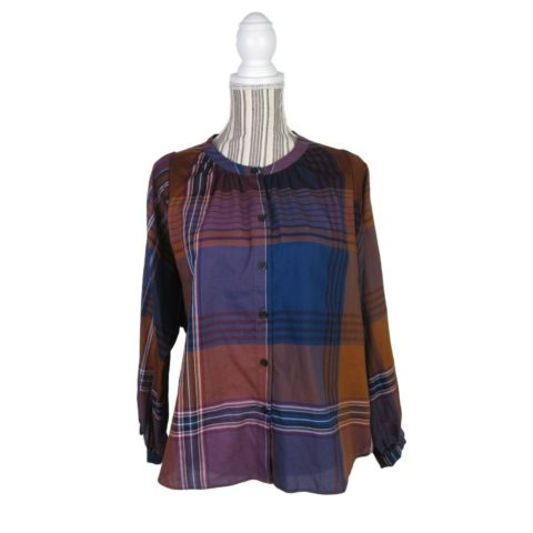 madewell-plaid-peasant-top-size-large-beacon-eggplant-wq6039-new-75