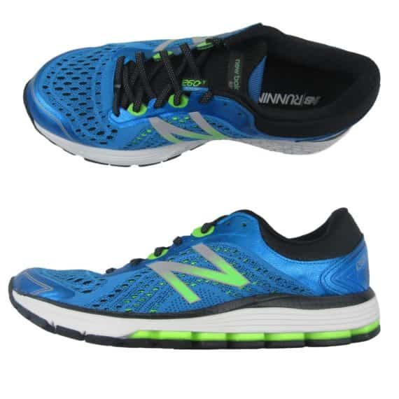 new-balance-1260v7-running-training-shoes-size-11-5-blue-lime-green-m1260bg7-new
