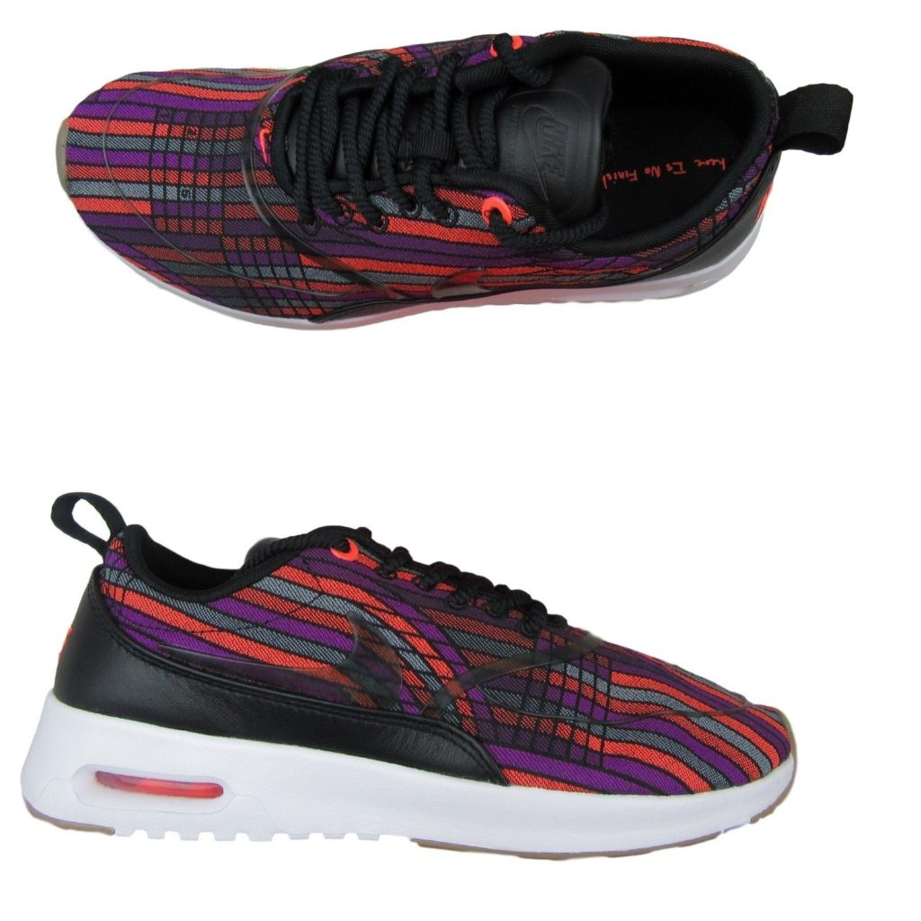 new arrival 9292c caed9 Nike Air Max Thea Ultra JCRD PRM Running Trainer Shoes Size 7 Womens 885021  001