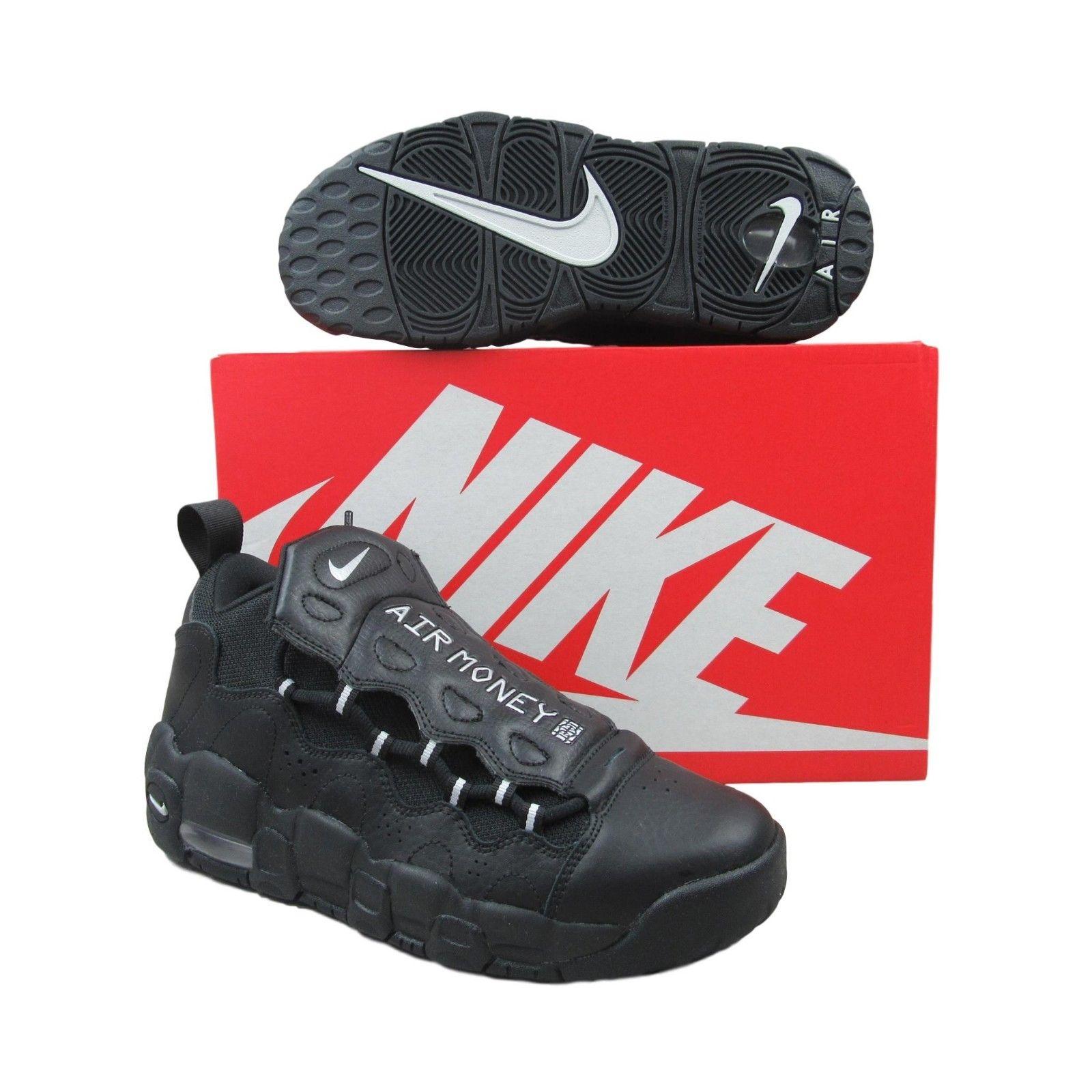 db2f61a5a4c ... Kids Basketball Shoes Size 6 5Y Black AH5215 nike air more money gs kids  basketball shoes Source · Nike Kids Air Jordan Retro 12 Royal Blue 130490  113 ...