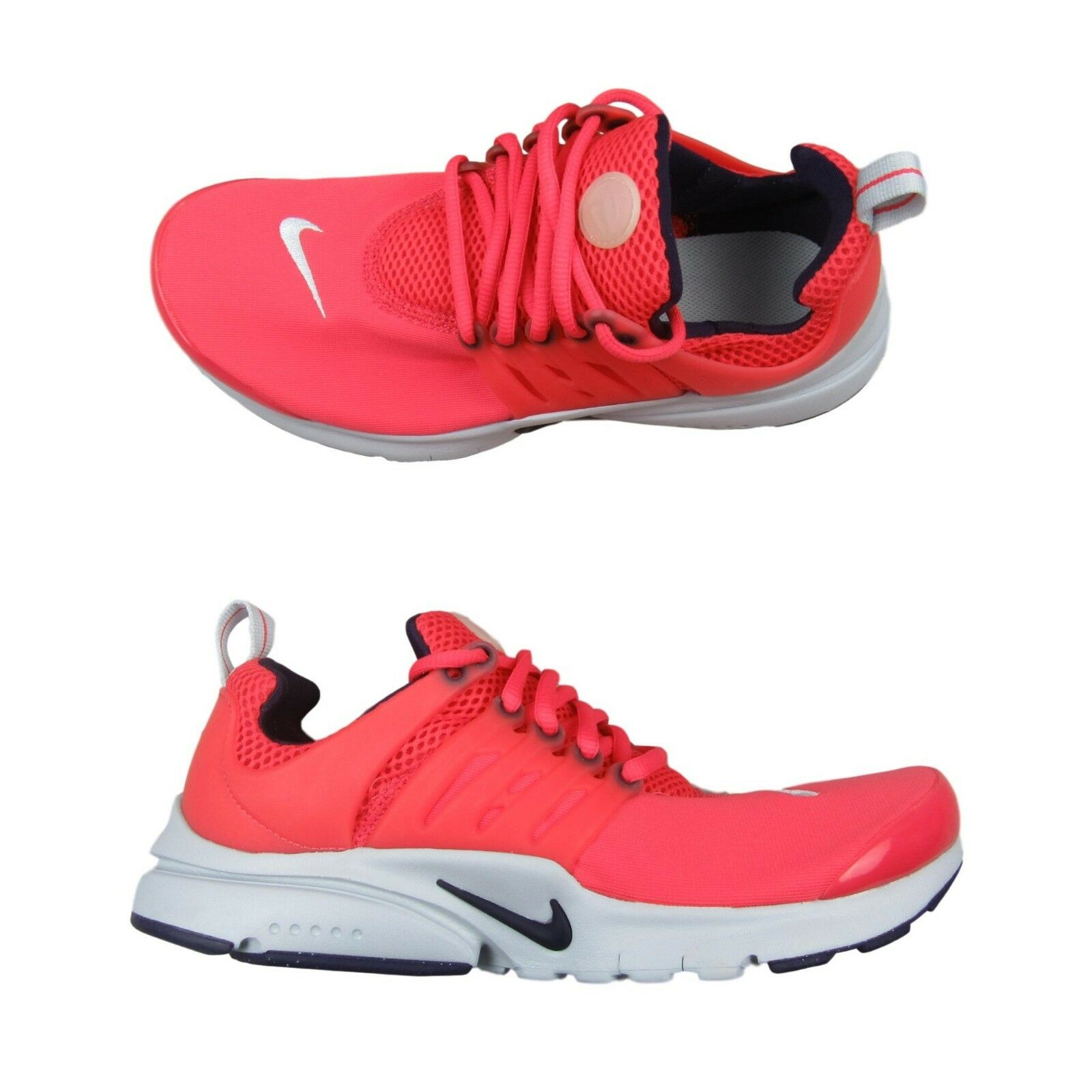 e84cb9e06a58 Nike Air Presto GS Ember Glow Running Shoes Size 7Y ~ Size 8.5 ...