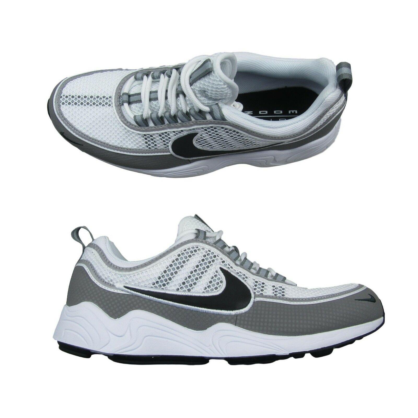 493df575a173 Nike Air Zoom Spiridon SP White Ash Gray Size 10.5 Mens Shoes 849776 ...