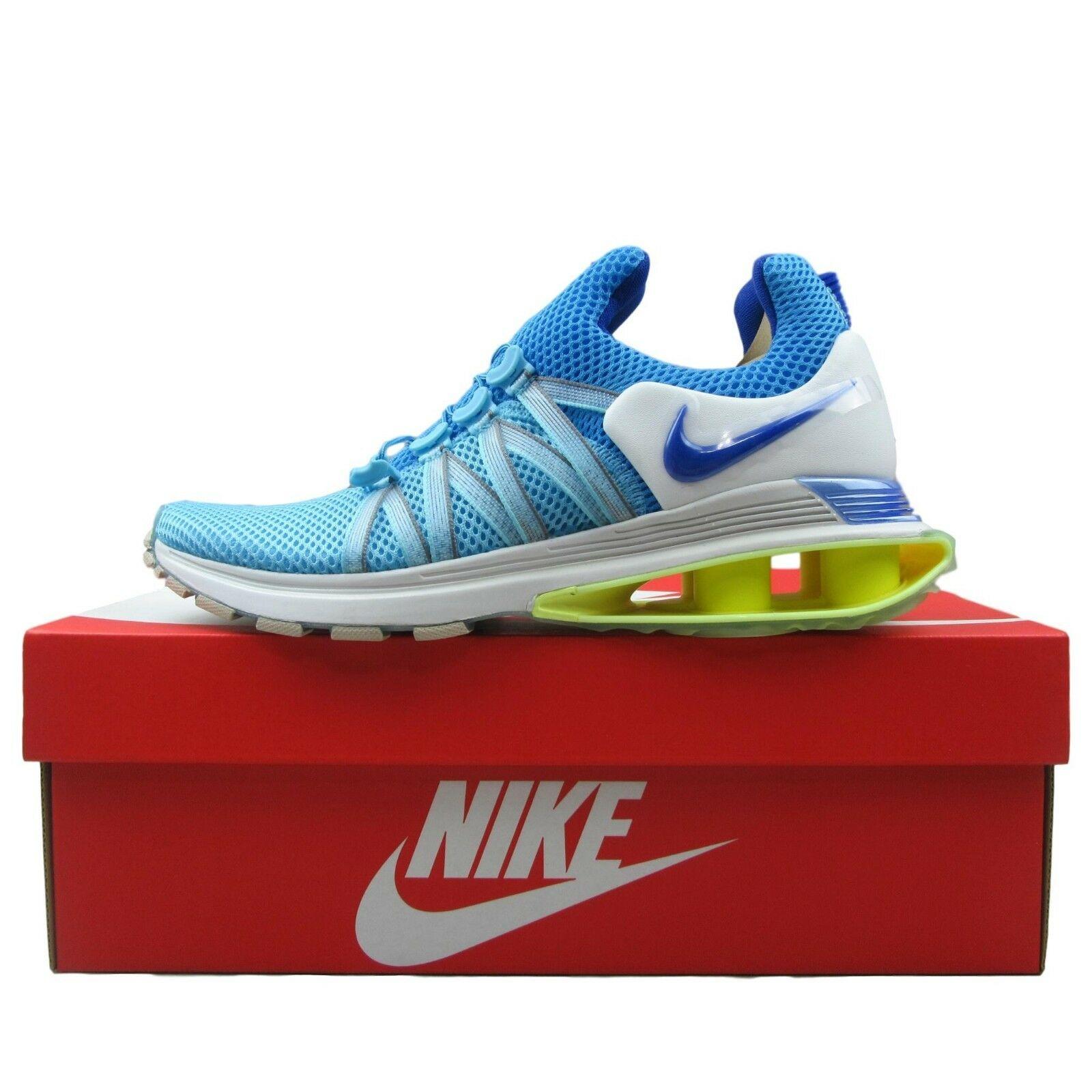 cheap for discount 99a6b 8b7ce nike-shox-gravity-womens-running-shoes-racer-blue-