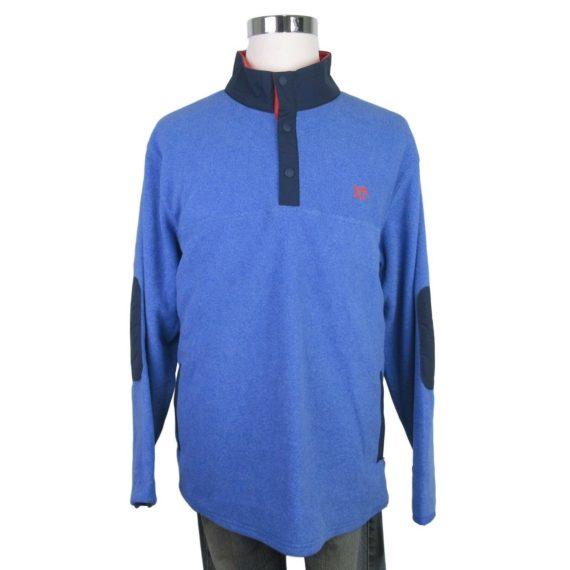 southern-tide-navigational-fleece-xxl-jacket-blue-elbow-pad-long-sleeve-new-155