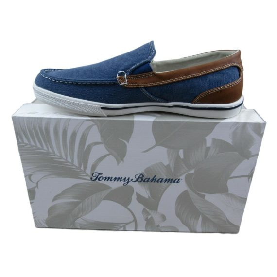 tommy-bahama-slip-on-loafers-size-10-mens-calderon-venice-dark-azzuro-tb7f10158