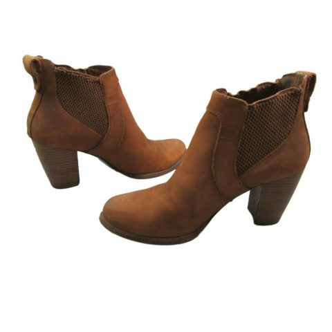 ugg-australia-booties-cobie-brown-leather-ankle-boots-size-7-5-womens-1010191