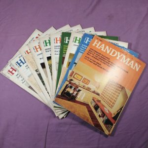 10-vintage-paperback-magazines-handyman-1969-1971-home-improvement