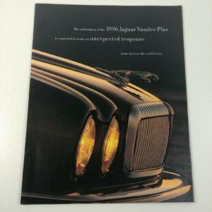 1996-jaguar-vanden-plas-advertising-print-booklet-luxury-car-vintage-ad-brochure
