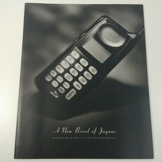1998-jaguar-accessories-advertising-print-booklet-car-phone-vintage-ad