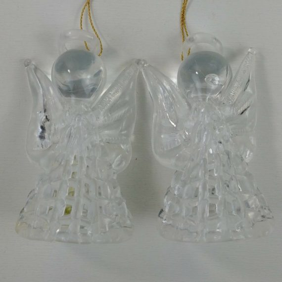 2-clear-plastic-christmas-angels-christmas-ornaments-wings-2-5-lot-43