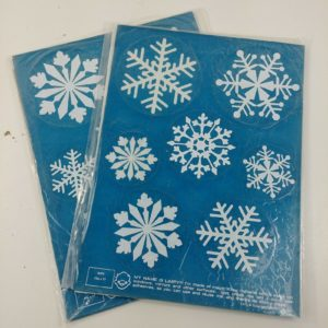 2-limpy-klings-snowflakes-3502-window-stickers-clings-christmas-decorations