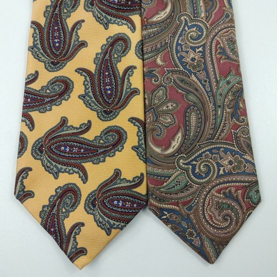 2-mens-neck-ties-paisley-jz-richards-born-in-boulder-aquascutum-14