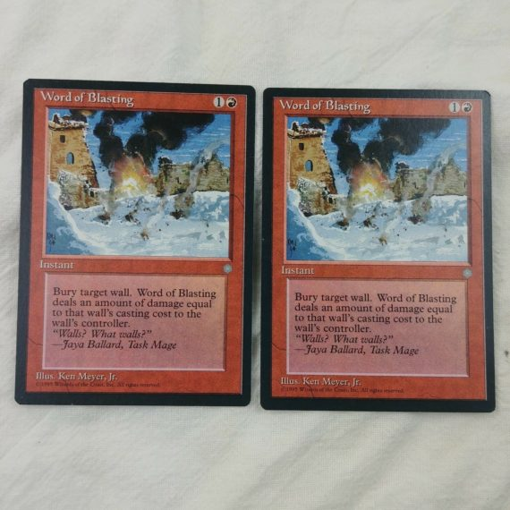 2-word-of-blasting-instant-red-magic-the-gathering-mtg-card-lot-34