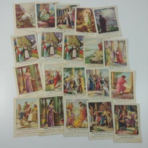 20-standard-picture-lesson-cards-sunday-school-lithograph-1920s-3-x-4