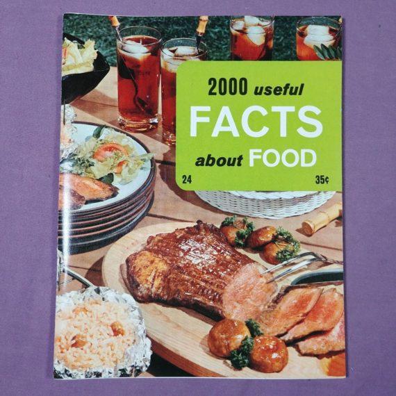 2000-useful-facts-about-food-1969-vintage-cookbook-booklet-pamphlet
