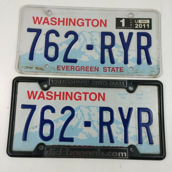2011-license-washington-plates-evergreen-state-mountain-pair-762-ryr