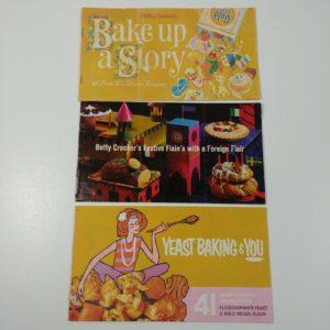 3-vintage-betty-crocker-cookbook-booklets-recipes-baking-desserts-fantasy-land