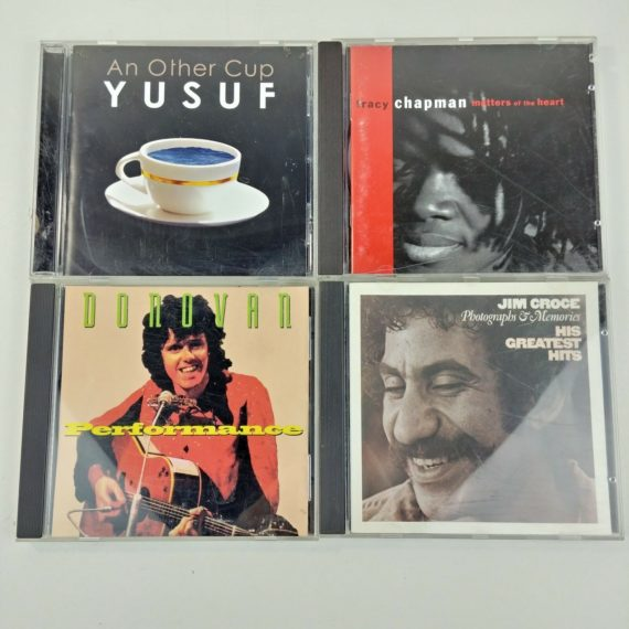 4-folk-music-cds-jim-croce-donovan-tracy-chapman-yusuf-lot-21