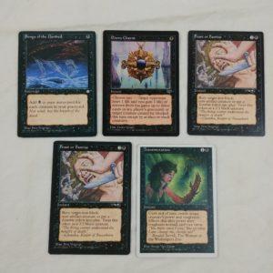 5-instant-interrupt-black-magic-the-gathering-mtg-card-lot-40