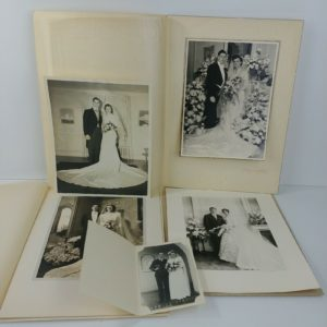 5-vintage-bw-photos-wedding-husband-wife-immigrants-belgium-to-new-york-lot-18