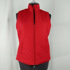 active-studio-red-quilted-full-zip-vest-paisley-red-white-inside-reversible-sz-m