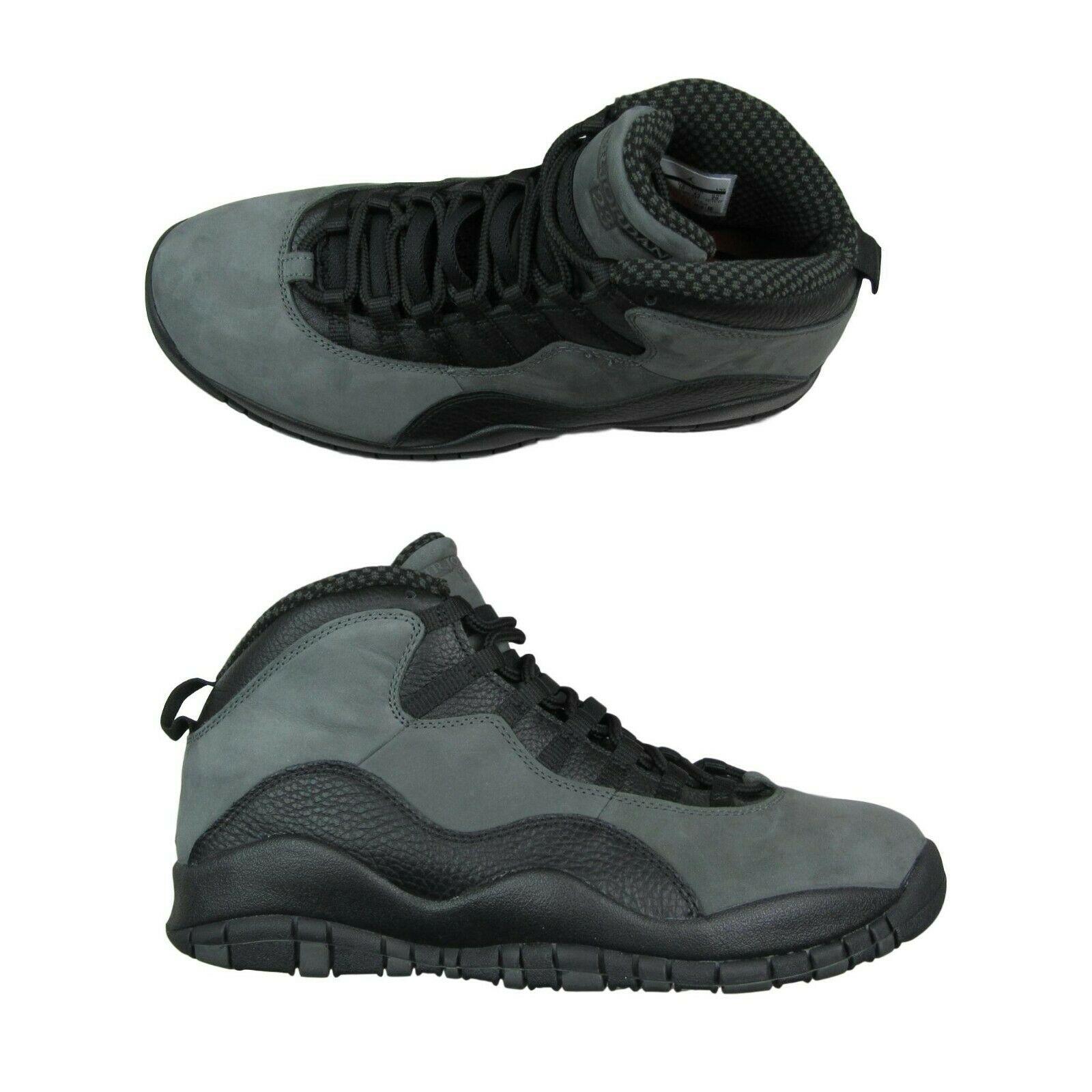 more photos 02c94 41786 air-jordan-10-retro-dark-shadow-black-gray-