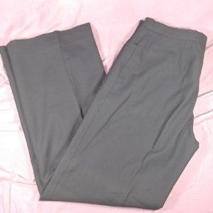 ak-anne-klein-stretch-wool-black-pants-size-8-work-clothes