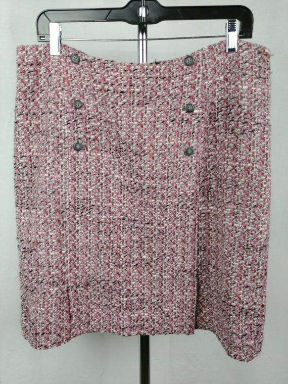 alfani-pink-wool-blend-skirt-casual-career-work-womens-size-14