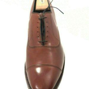 allen-edmonds-park-avenue-walnut-leather-cap-toe-oxford-sz-12d-5645