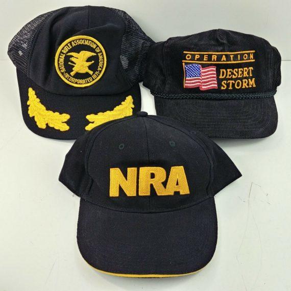 america-lot-nra-desert-storm-usa-baseball-snapbacks-trucker-cap-hat-lot-28