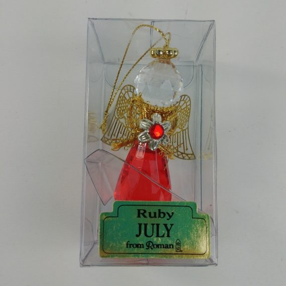 angel-christmas-acrylic-ornament-roman-1994-january-july-vintage-lot-54