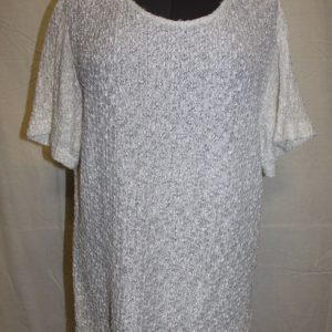 anna-kriste-made-in-usa-womens-white-short-sleeve-blouse-size-large