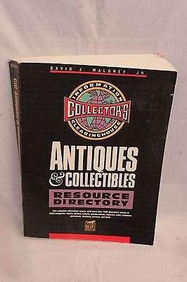 antiques-collectibles-resource-directory-1992-david-j-maloney-jr