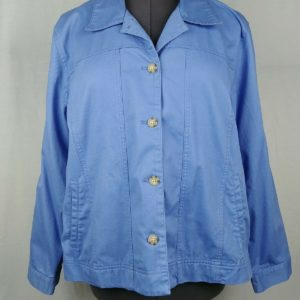 appleseeds-blue-button-up-long-sleeve-jacket-womens-size-petite-x-large-pxl