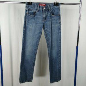 arizona-blue-skinny-jenas-mens-size-30-x-32-100-cotton-medium-wash