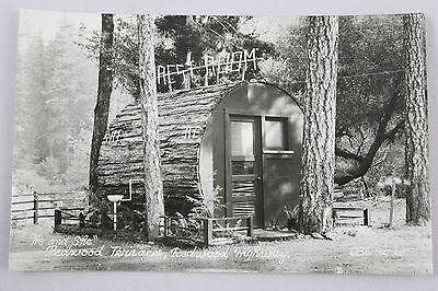 art-ray-rppc-he-and-she-redwood-terraces-redwood-highway