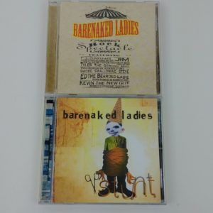 barenaked-ladies-2-cd-lot-alternative-rock-jangle-pop-college-rock-folk