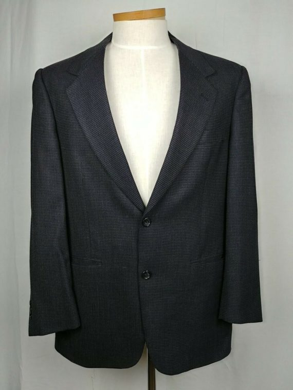 brannoch-100-wool-mens-blazer-suit-coat-size-42-vintage-2-button