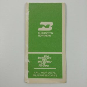 burlington-northern-advertising-notebook-booklet-calendar-1977-1978-1979