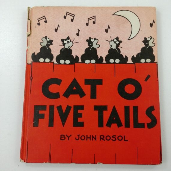 cat-o-five-tails-by-john-rosol-no-dust-jacket