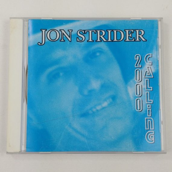 cd-album-jon-strider-2000-calling-new-sky-records-usa-audio