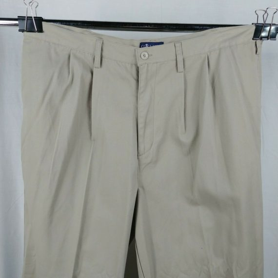 cg-classics-khaki-beige-casual-pleated-front-mens-pants-40-x-30