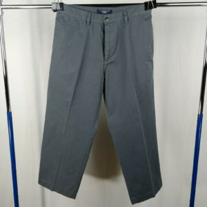 chancellor-9000-causal-gray-pants-mens-size-34-x-26-flat-front