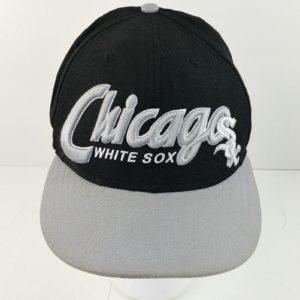 chicago-white-sox-9fifty-new-era-black-baseball-cap-hat-snapback-trucker-11