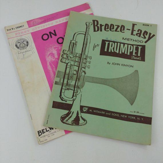 childrens-music-sheets-trumpet-and-cornet-program-pieces-solo-duet-lot-04